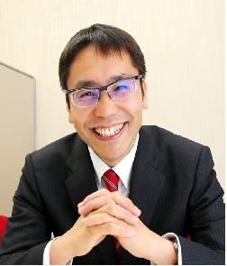 比田井先生写真